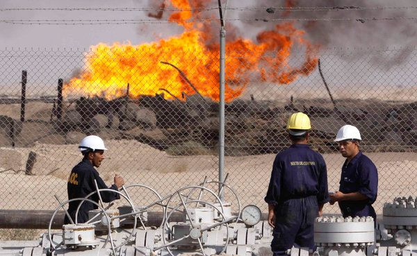 China Is Reaping Biggest Benefits of Iraq Oil Boom