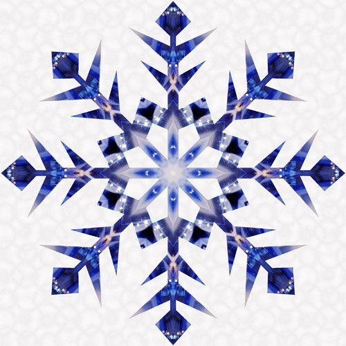 snow flake quilt blocks | Snowflakes Quilt