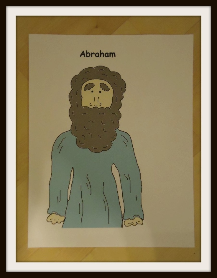 1000 images about bible abraham on pinterest paper bag puppets abraham bible crafts and - Cotton ballspractical ideas ...
