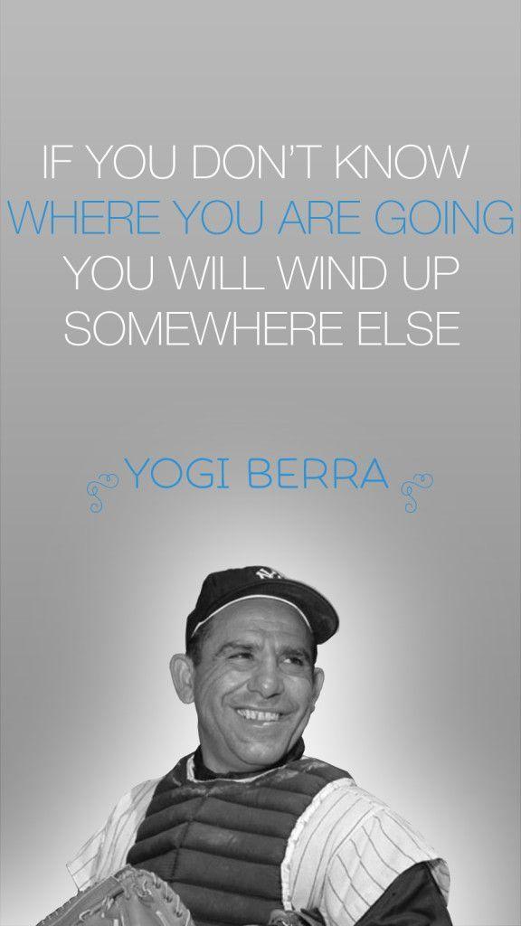 5 Great Life Lessons From Yogi Berra