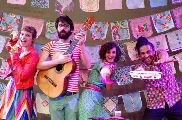'Planeta Peteca': musical apresenta cultura popular para bebês