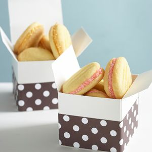 Filled butter biscuits - Ideas