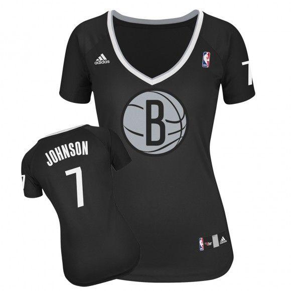 837089778 ... adidas Nets Womens Joe Johnson Big Logo Christmas Day Replica Jersey ...