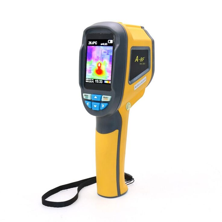 (274.35$)  Buy here  - A-BF RX-300 Portable Infrared Thermometer Handheld Thermal Imaging Camera Professional IR Thermal Imager Infrared Imaging