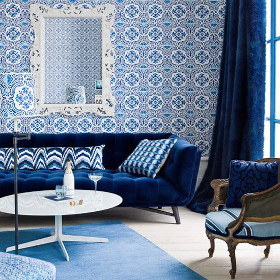 10 Rooms Decorated In Just One Colour