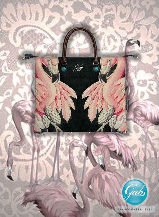 Fashion flamingos!