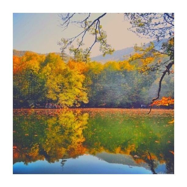 reflection Yedigoller/Bolu