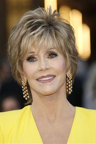 Jane Fonda (The Newsroom), 2013 Primetime Emmy Nominee for Outstanding Guest Actress in a Drama Series