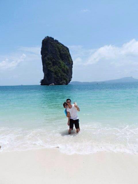 Phrang nang island