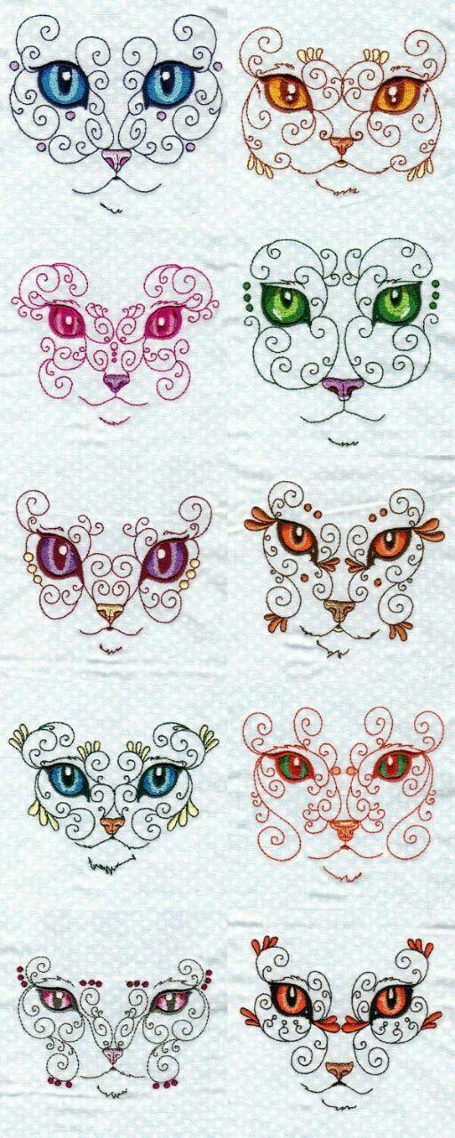 Wow! Kitty Designs!