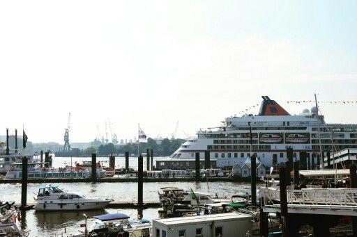 MS Europa in Hamburg #hapaglloyd #mseuropa #cruise