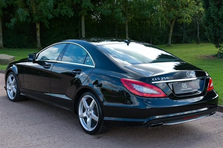 Used 2012 Mercedes Benz Cls 3 0 Cls350 Cdi Blueefficiency Amg