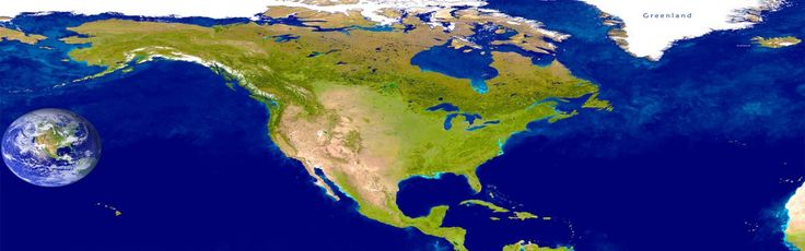 I decided today to present you some information about the American continent, more specifically about North America. It is saying that America represents the realm of all possibilities, thus analys...