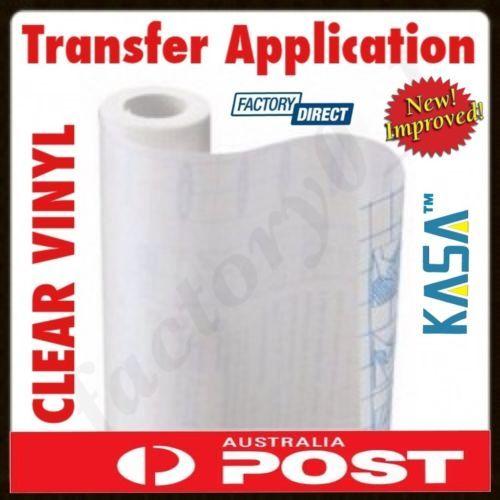 KASA-CLEAR-Transfer-Application-Vinyl-Film-Paper-Tape-Plotting-Plotter-Cutter