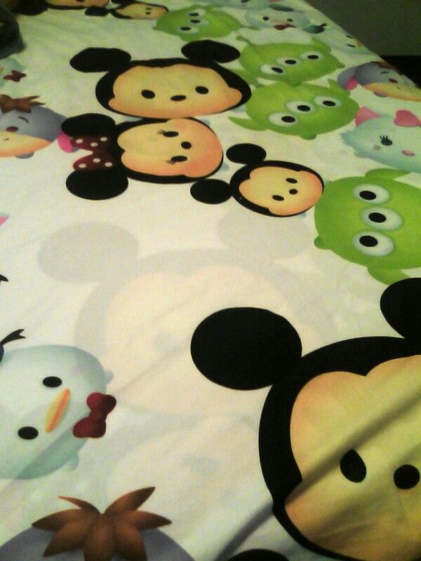 Tusm tusm sheets at target!! show my bed later | Tsum Tsum | Pinterest ...