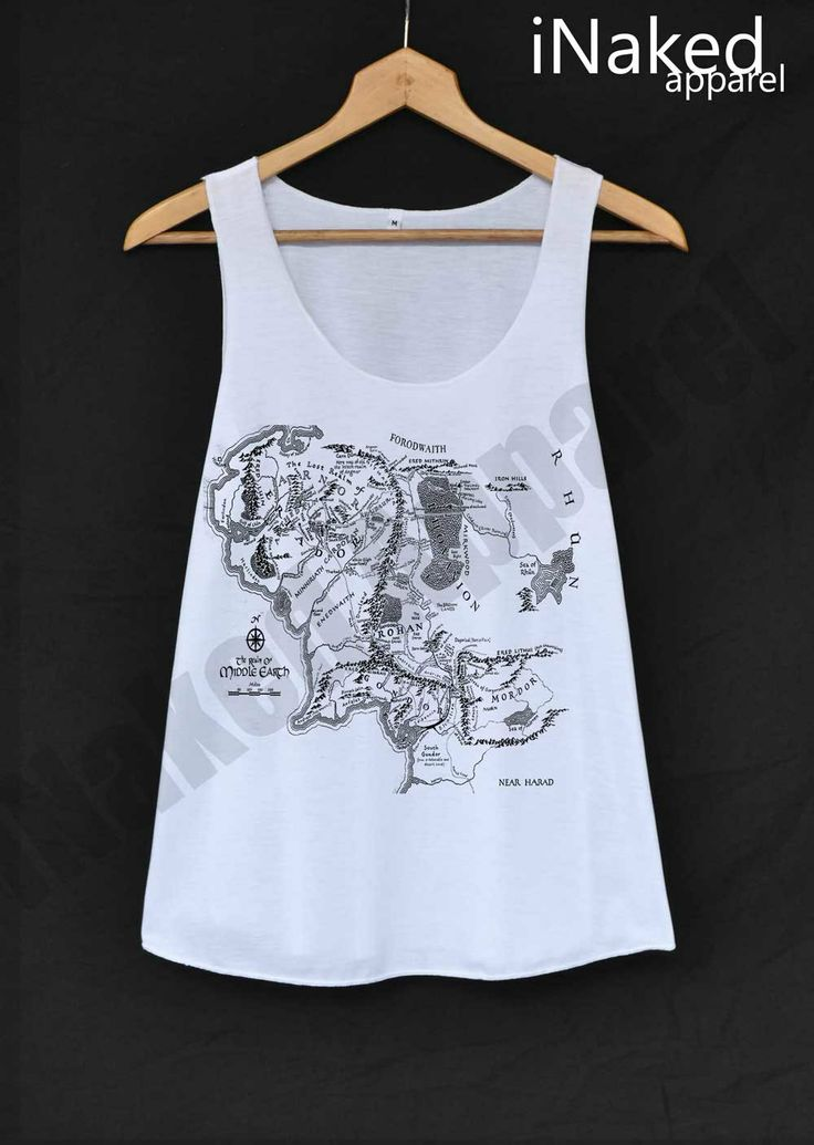 Map For Lord Of The Rings%0A Middle Earth Map The Lord of The Ring Shirts by iNakedapparel