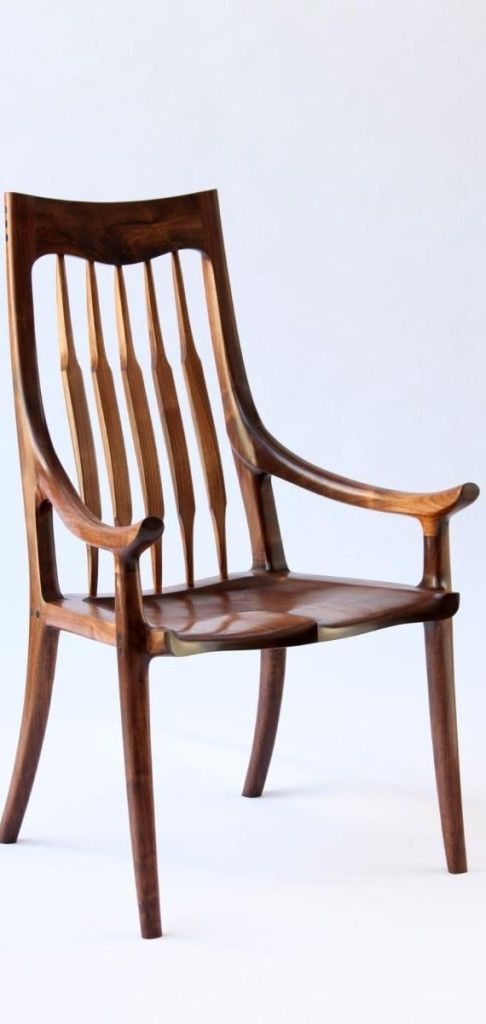 Tapered Dining Chair By Steve Kratzer Of Appleton Wisconsin Category Home Furnishings