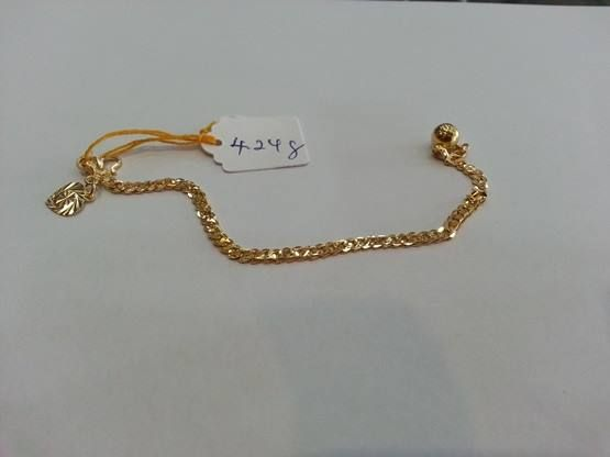 15 Best Simple Gold Bracelet Images On Pinterest Gold