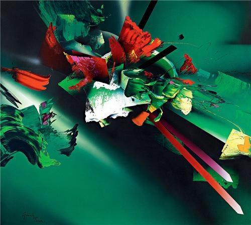 Güngör Taner(akrilik çalışmaları) - Resimkalemi Forum - Sanatçının Renkli Dünyasi