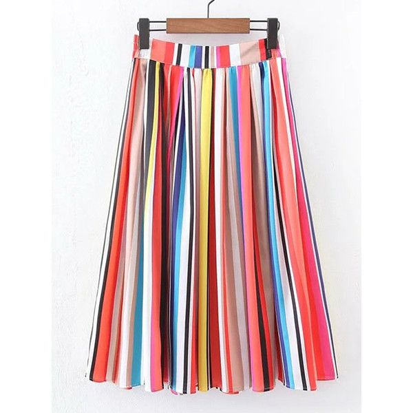 25  best ideas about Striped maxi skirts on Pinterest | Striped ...