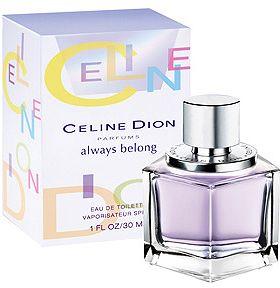 Always Belong Celine Dion perfume - a fragrance for women 2006