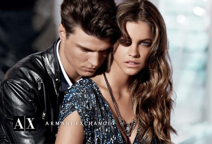 Cesar Casier & Arran Sly Find Their Style Identity for Armani Exchange Fall/Winter 2012 Campaign