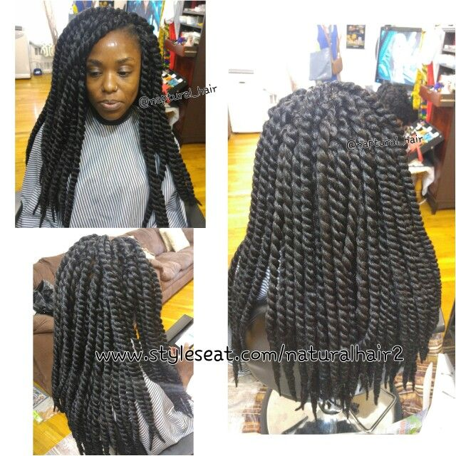 Crochet Braids And Swimming : ... pretwisted hair. 7 packs used crochet braids Pinterest Hair