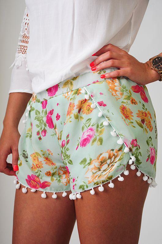 Super cute shorts. Cara de verão!!!!!!!