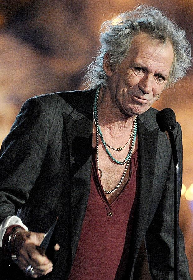 """""""Sure thing, man. I used to be a laboratory myself once."""" - Keith Richards (1943 - ), on being asked to autograph a fan's school chemistry book."""