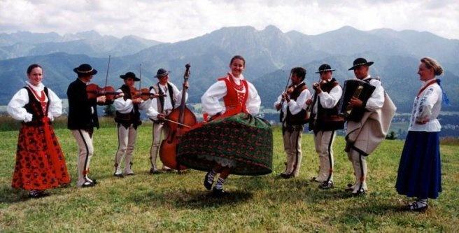 Tatra Mountain and its folklor