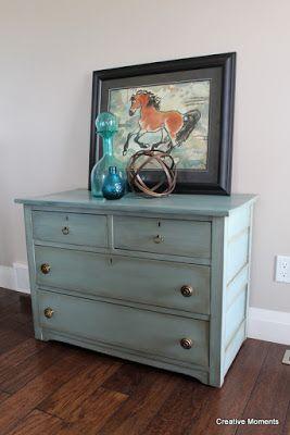 Creative Moments: Cece Caldwellu0027s Duck Blue Transforms
