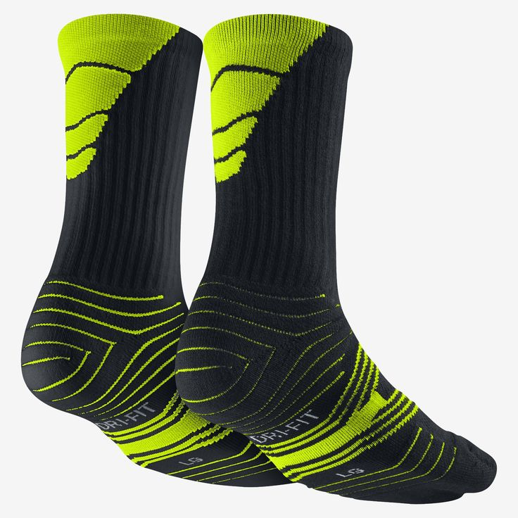 Nike Chaussettes Hommes Dri Fit Quart Noir nouveau débouché 5aztlAHWR