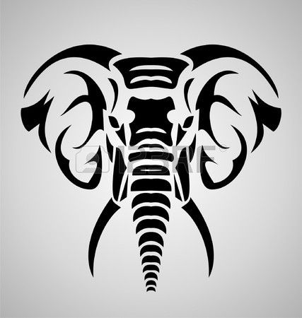 Elephant Tribal