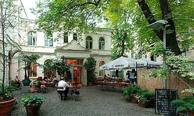 Cafe Rix - breakfast and brunch in Berlin
