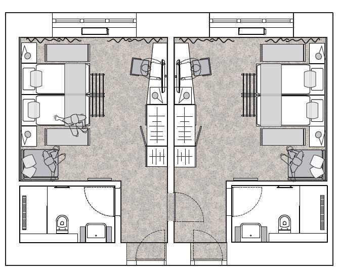 Double Rooms Double Room Double Room Hotel Room Planning