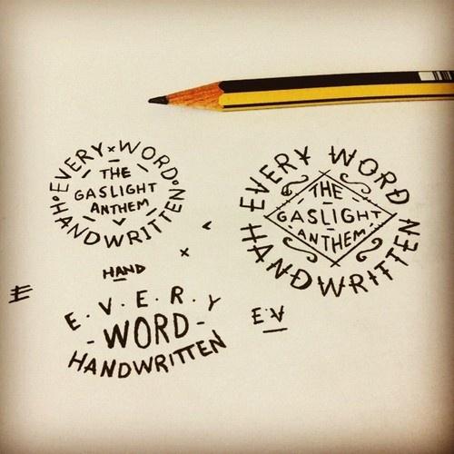 Tattoo Quotes Handwritten