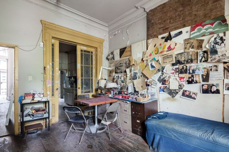 Louise Bourgeois' New York home - Telegraph