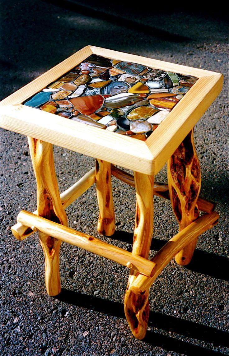 Diamond Willow Table