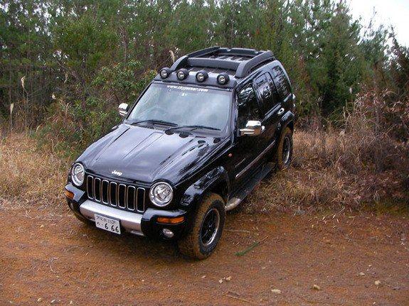 2007 Jeep Liberty Mods | MICROMAN-JAPAN's 2007 Jeep Liberty in HIROSHIMA,