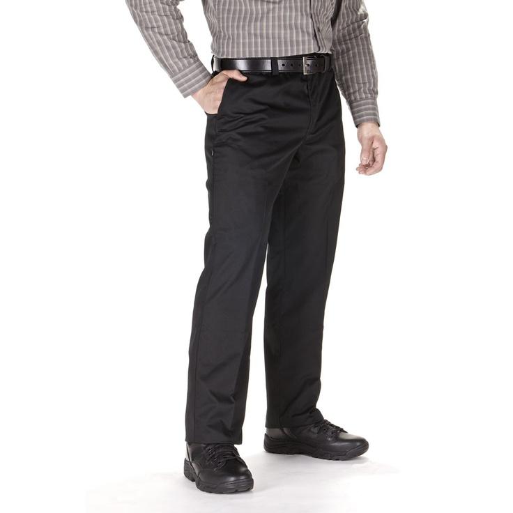 Dark Khaki Pants Men