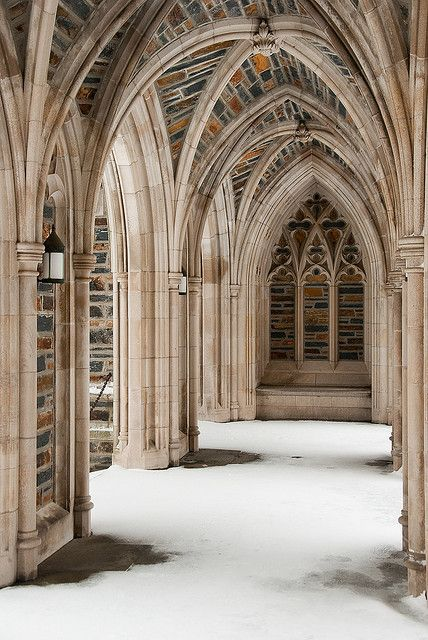 Duke Chapel: Durham, NC