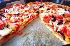 Hazırları Aratmayan Enfess Pizza
