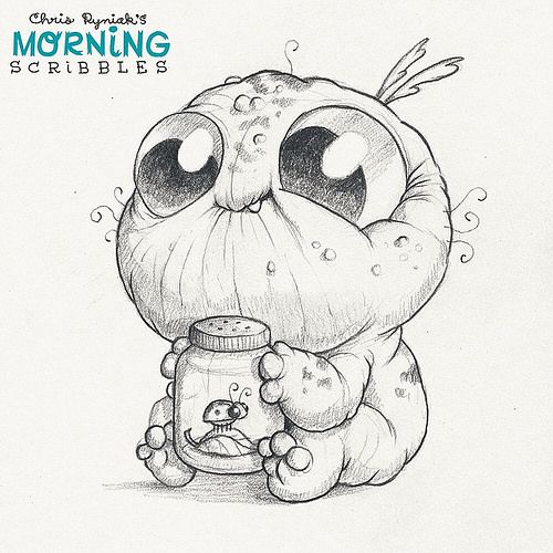 Bugs!!!  #morningscribbles