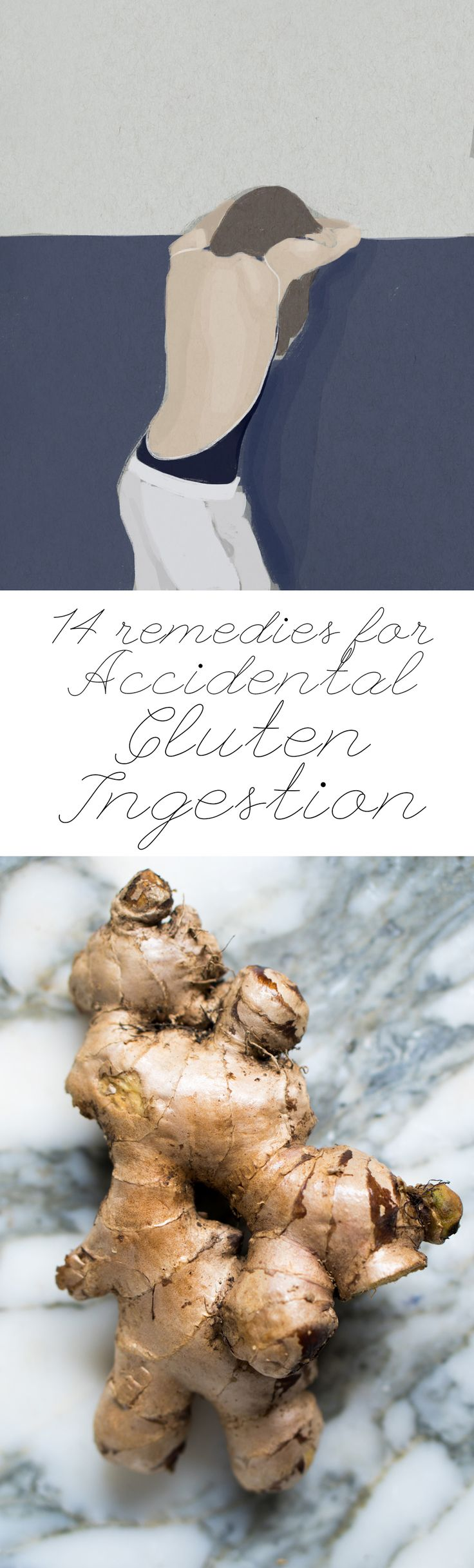 14 Home Remedies To Try After Accidental Gluten Ingestion