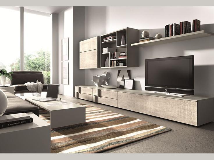 Muebles de salones comedores clever 3 02 comentados en for Sofas clasicos elegantes