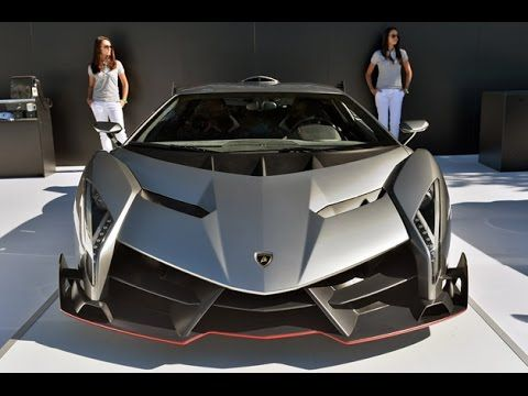 Best Cars Ever 2015 Lamborghini Veneno Sport Cars Review