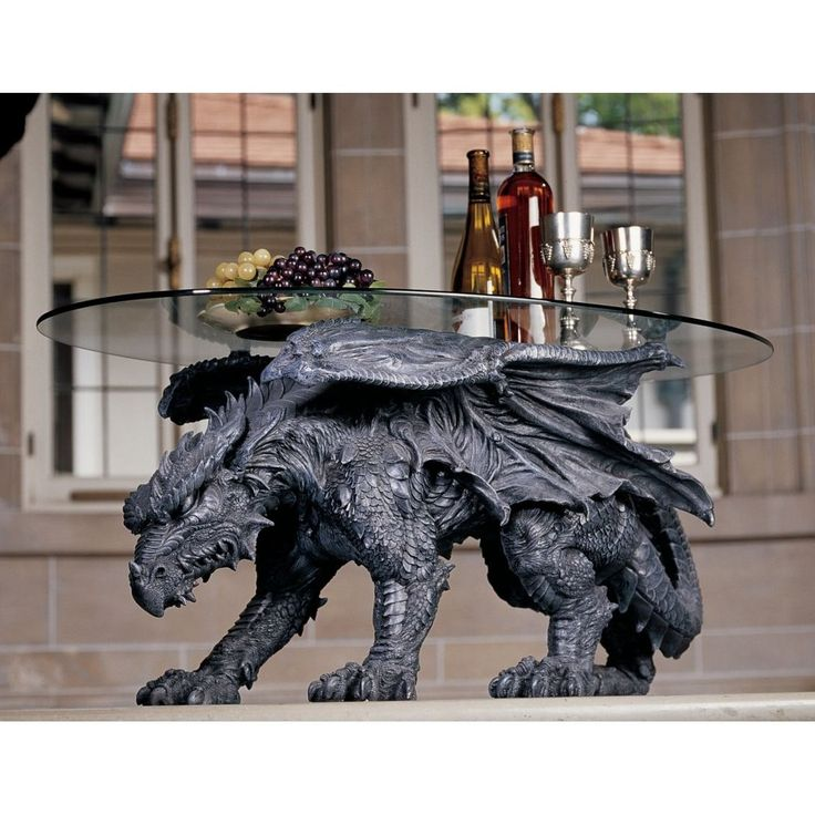 Shop Design Toscano  CL3039 Warwickshire Dragon Coffee Table at ATG Stores. Browse our coffee tables, all with free shipping and best price guaranteed.