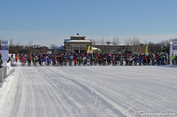 Gatineau Loppet 2013. For more information on sports and leisure in Ottawa visit http://www.ottawatourism.ca/en/visitors/what-to-do/sports-and-leisure