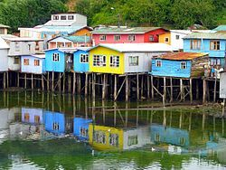 Palafitos, Castro, Chiloé