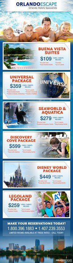 Cheap Orlando Vacation Packages [Infographic] http://www.orlandoescape.com/orlando/cheap-orlando-vacation-packages-infographic.htm